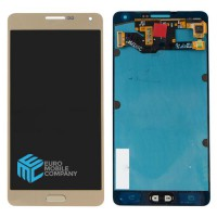Samsung Galaxy A7 (SM-A700F) LCD Display - Gold