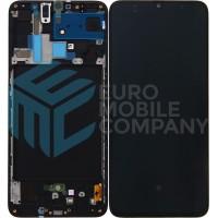 Samsung Galaxy A70 (SM-A705F) LCD Display - Black