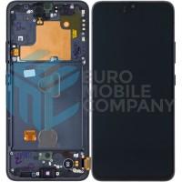 Samsung Galaxy A90 5G A908F/DS Display Complete (GH82-21092A) - Black