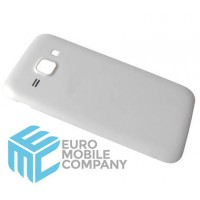 Samsung Galaxy J1 (J100H) Replacement Battery Cover - White