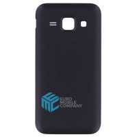 Samsung Galaxy J1 (SM-J100H) Replacement Battery Cover - Black