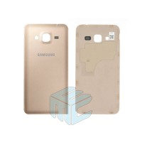 Samsung Galaxy J3 2016 (SM-J320) Replacement Battery Cover - Gold