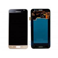 Samsung Galaxy J3 2016 (SM-J320F) LCD Display - Gold