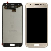 Samsung Galaxy J3 2017 (SM-J330F) Display Complete - Gold