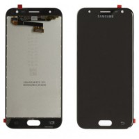 Samsung Galaxy J3 2017 (SM-J330F) LCD Complete - Black