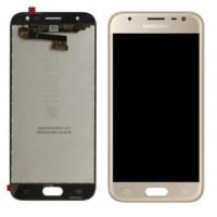 Samsung Galaxy J3 2017 (SM-J330F) LCD Complete - Gold