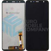Samsung Galaxy J4 Plus / J4 Core (SM-J415)/ Galaxy J6 Plus (SM-J610) Display Replacement Glass - Black