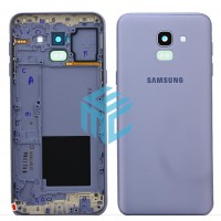 Samsung Galaxy J6 2018 (SM-J600F) Battery Cover - Purple