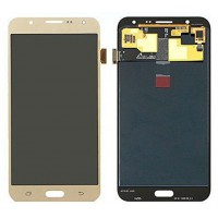 Samsung Galaxy J7 (SM-J700F) Display + Touchscreen Complete - Gold