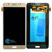 Samsung Galaxy J7 2016 (SM-J710F) LCD Display - Gold
