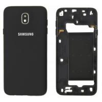 Samsung Galaxy J7 2017 (SM-J730F)  Battery Cover - Black