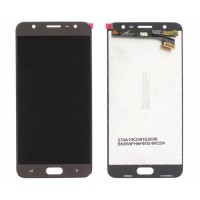 Samsung Galaxy J7 Prime 2 2018 (SM-G611F/DS) Display+Digitizer Replacement Glass - Gold