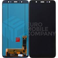 Samsung Galaxy J8 SM-J810F Display + Digitizer OLED Quality - Black