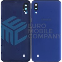 Samsung Galaxy M10 (SM-M105F) Battery Cover - Blue