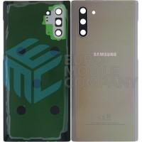Samsung Galaxy Note 10 (SM-N970F) Battery cover - Aura glow (Silver)
