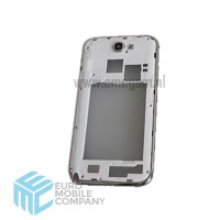 Samsung Galaxy Note 2 (GT-N7100) Center Frame - White