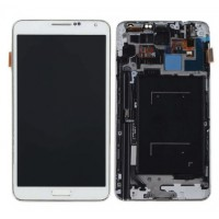 Samsung Galaxy Note 3 (SM-N9000) Display + Touchscreen Replacement Glass - White