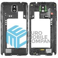 Samsung Galaxy Note 3 (SM-N9000) Center Frame - Black