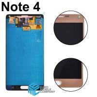 Samsung Galaxy Note 4 (SM-N910F) LCD Display - Gold