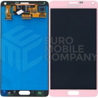 Samsung Galaxy Note 4 (SM-N910F) LCD Display - Pink