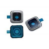 Samsung Galaxy Note 5 (SM-N920) Back Camera Glass - White (5pcs)