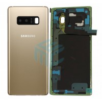 Samsung Galaxy Note 8 (SM-N950F) Battery Cover - Gold