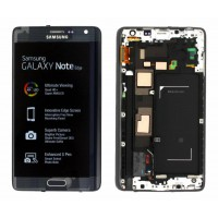 Samsung N915F Galaxy Note Edge LCD Display Module GH97-16636A - Black