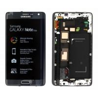 Samsung N915F Galaxy Note Edge LCD Display Module GH97-16636A - Black
