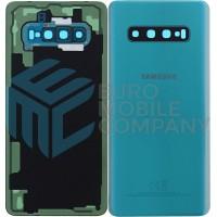 Samsung Galaxy S10 Plus (SM-G975F) BackCover - Green