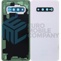 Samsung Galaxy S10 Plus (SM-G975F) BackCover - Prism White