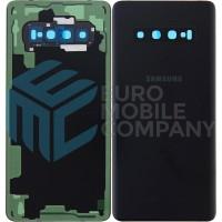 Samsung Galaxy S10 Plus (SM-G975F) Backcover - Prism Black