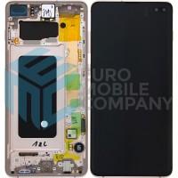 Samsung Galaxy S10 Plus (SM-G975F) Display Complete - Ceramic White