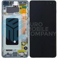 Samsung Galaxy S10 Plus SM-G975F (GH82-18849E) Display Complete - Prism Green