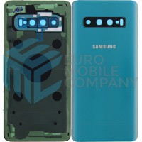Samsung Galaxy S10 (SM-G973F) Battery Cover - Green