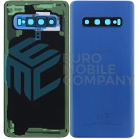 Samsung Galaxy S10 (SM-G973F) Battery Cover - Prism Blue