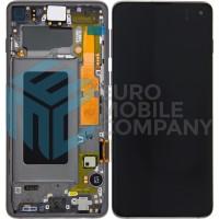 Samsung Galaxy S10 SM-G973F (GH82-18850A) Display Complete - Prism Black