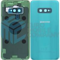 Samsung Galaxy S10E (SM-G970F) Back Cover - Prism Green