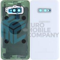 Samsung Galaxy S10E (SM-G970F) Back Cover - White