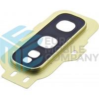Samsung Galaxy S10E (SM-G970F) Camera Lens Cover - Canary Yellow
