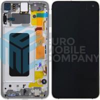 Samsung Galaxy S10E (SM-G970F) Display Complete - Prism White