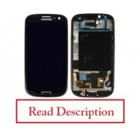 Samsung Galaxy S3 Neo (GT-I9300i) Display - Black