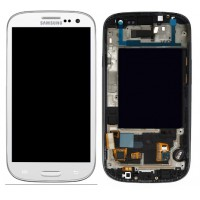 Samsung Galaxy S3 Neo (GT-I9300i) Display - White