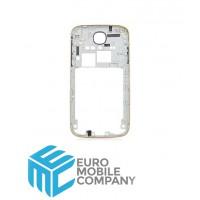Samsung Galaxy S4 (GT-I9505) Center Frame - White