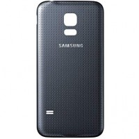 Samsung Galaxy S5 Mini (SM-G800F) Replacement Battery Cover - Black