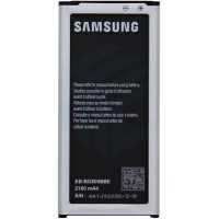 Samsung Galaxy S5 Mini (SM-G800F) Battery - EB-BG800 (BULK) -2300mAh