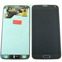 Samsung Galaxy S5 Neo (SM-G903F) Display- Replacement Glass- Black