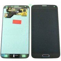Samsung Galaxy S5 Neo (SM-G903F) LCD- Replacement Glass- Black