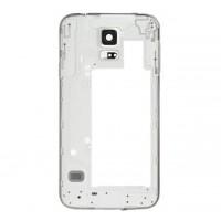 Samsung Galaxy S5 Neo (SM-G903F) Middle Frame - Silver/Grey