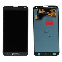 Samsung Galaxy S5 Neo (SM-G903F) LCD Complete - Silver