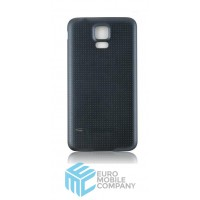 Samsung Galaxy S5 (SM-G900F) Replacement Battery Cover - Black
